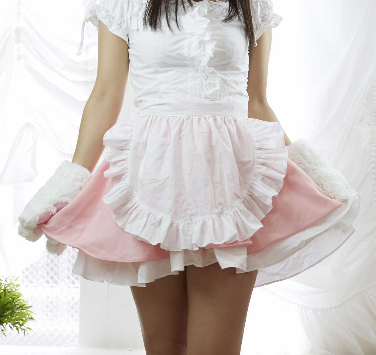 メイド服の画像